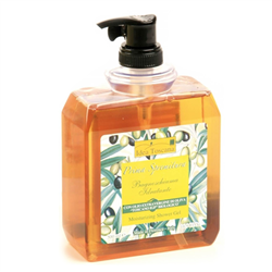 Bagnoschiuma idratante 200 ml - Idea Toscana