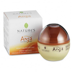 Argà - Crema ventiquattrore antiage - 50 ml - Nature's