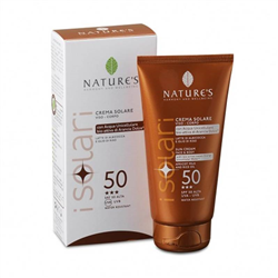 Crema solare SPF 50 - 150 ml - Nature's