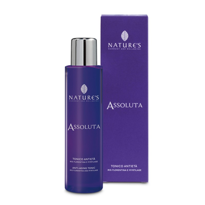 Tonico antietà - 150 ml - Assoluta - Nature's