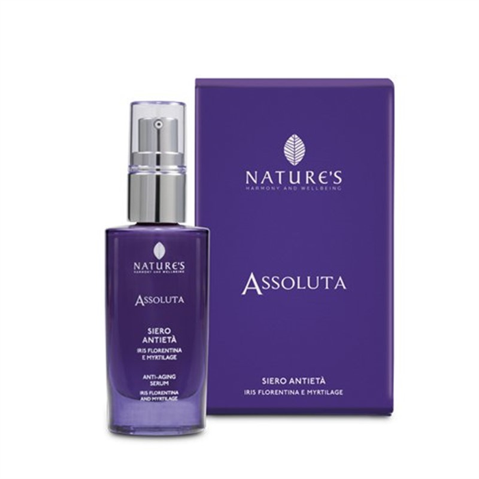 Siero Antietà - 30 ml - Assoluta - Nature's