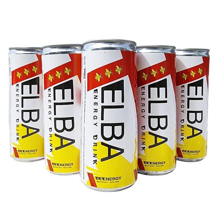 Elba Energy Drink - 24 lattine